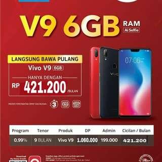 Kredit Vivo V9 Pro Promo Bunga Ringan