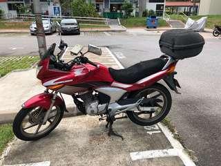 Honda CBF150 Aug2019