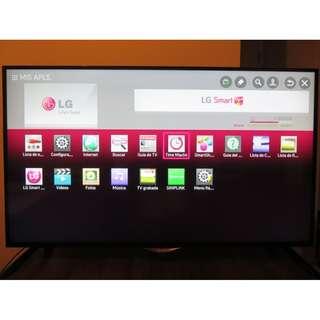 LG 42 4K UHDTV