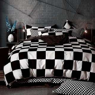 ✨ 100% Cotton Fitted Bedsheet Set