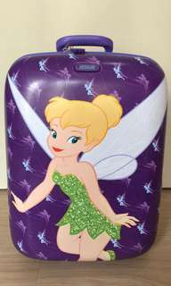 AUTHENTIC AMERICAN TOURISTER LUGGAGE for kids (twinklebelle/minnie mouse)