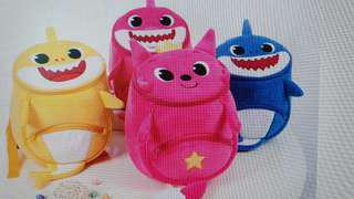Baby shark haversack for kids 1to3yrs