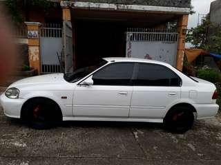Honda Civic lxi 1998 model AT