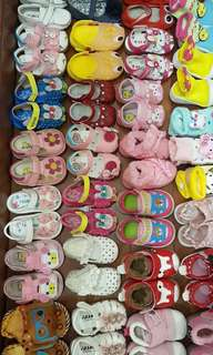 Pre loved shoes,pre walker shoes,stocking