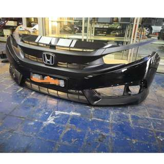 ORIGINAL FRONT BUMPER CIVIC FC