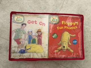 🚚 Read with biff, chip and kipper levels 1-3