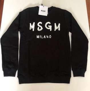 (2色) MSGM sweatshirt