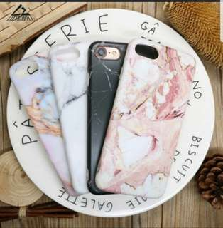 Marble casing for iPhone