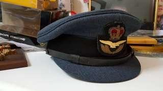RAF officer cap 航空青年團合用