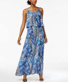 NY Collection Maxi Dress