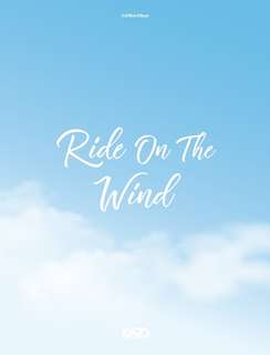 KARD 3rd Mini Album - Ride On The Wind