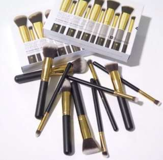 (READY STOCK) BH COSMETICS - Sculp and Blend Brush Set