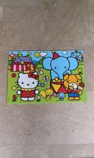 30 pcs Hello Kitty puzzle