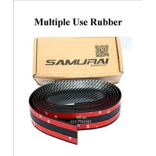 Multiple Use Rubber Samurai 2116