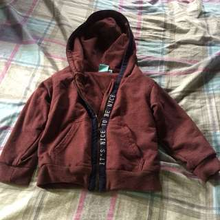 Juniors Jacket with hood
