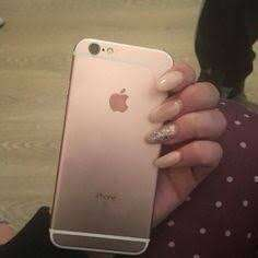 Iphone 6s Rosegold 16gb mulusss