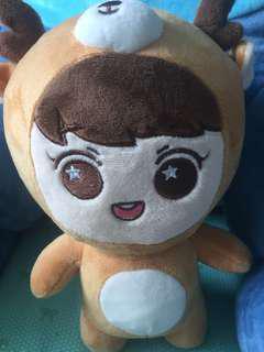 luhan deer doll.
