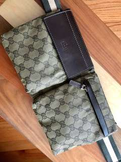[經典] GUCCI Belt Bag 帆布腰包