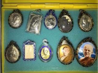 Thai Amulets NANGPHAYA QUEEN ANULET