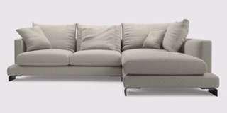 Sofa - Camerich brand 5 seater (2.7m)