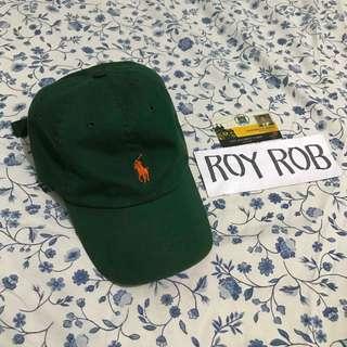 Polo Green Cap
