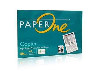 PaperOne A4 paper 80g 500 sheets