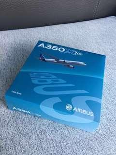 全新 1/400 Airbus A350 購自法國圖盧茲
