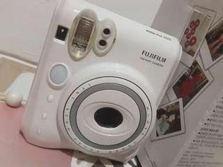 Instax Mini 50S Piano White