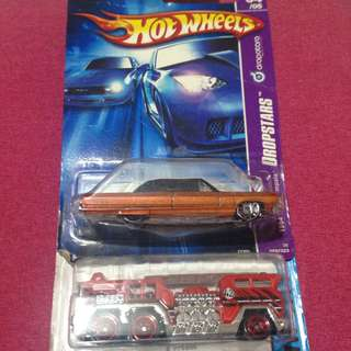 Hotwheels 5pcs