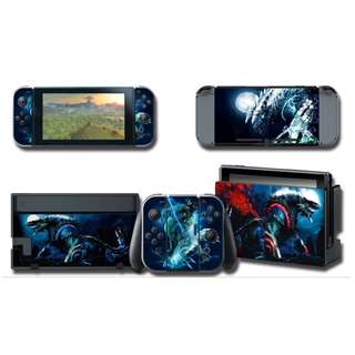 Nintendo Switch Decal Skin Zinogre