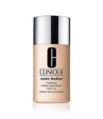 Clinique Even Better liquid foundation in Rose Beige