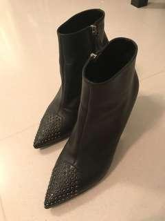Kalliste leather boots