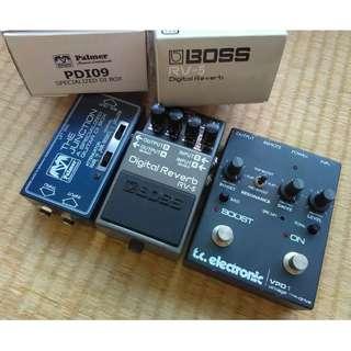 吉他手迷你錄音組合 (Mini Combo Recording Set)