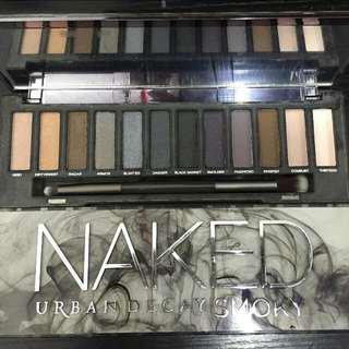 Inspired Smoky Naked Palette Eye shadow Eyeshadow Smokey
