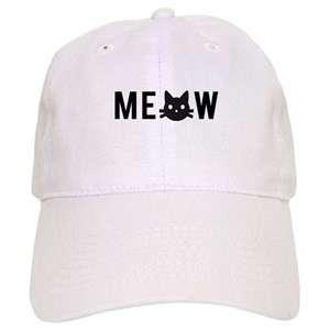 Meow Cap Cute Korean Style