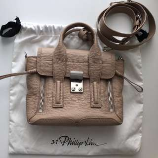 Phillip Lim pashli mini bag beige Philip Lim手袋