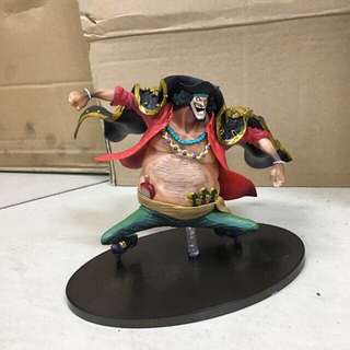 one piece figure colleseum marshall d teach blackbeard k.o.