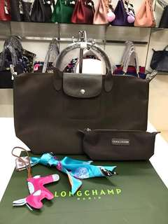 Longchamp Neo with pouch