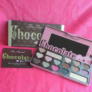 Inspired Too Faced Chocolate Bar Eyeshadow Palette