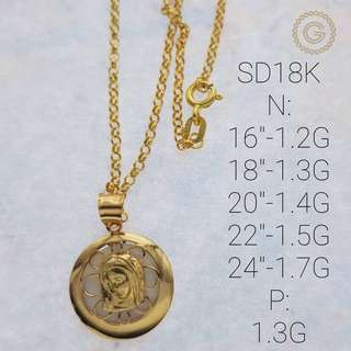 Authentic Gold Necklace