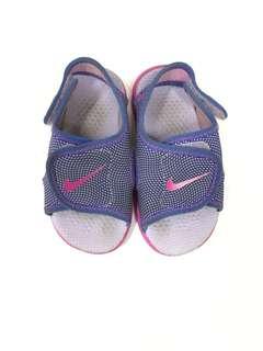 Purple Nike Sandal