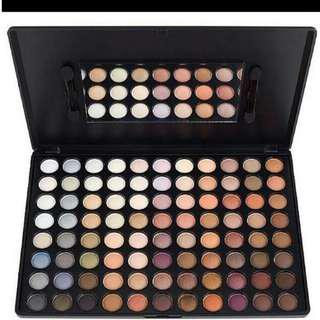 88 Colours Eyeshadow Palette Inspired Coastal Scents Warm Nude Earth