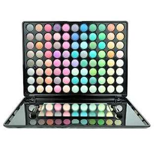 Instock Coastal Scents Eyeshadow Palette 88 Colours Inspired Eye shadow