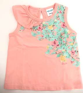 Top Baby Kiko (6-12m) NEW!