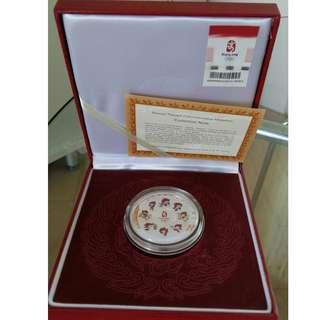 奧運紀念幣