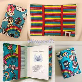 Jujube Custom Service - Passport Cover