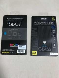 iPhone 8 防藍光手機屏玻璃保護貼 Anti blue light GLASS screen protector