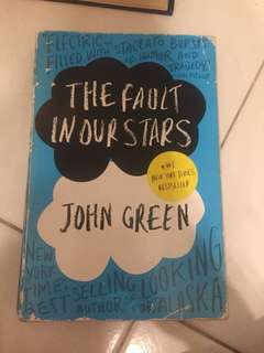 the fault in our starts