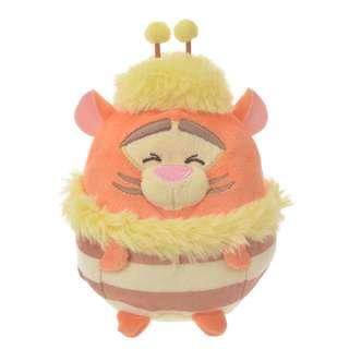 Japan Disneystore Disney Store Disney Ufufy Tigger Honey Stuffed Plush Doll Toy (S)