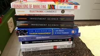 Used Textbooks for Private University